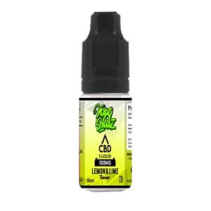 Lemon & Lime CBD Oil